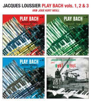 "LOUSSIER, JACQUES ""PLAY BACH VOL. 1, 2 AND 3 + JOUE KURT WEILL"" (2CD)"