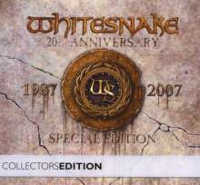 "WHITESNAKE ""1987: 20TH ANNIVERSARY SPECIAL EDITION"" (CD+DVD (ED. LIM.))"