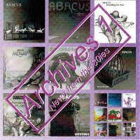 "ABACUS ""ARCHIVES 1. NEWS FROM THE 80IES"" (CD)"