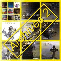 "ABACUS ""ARCHIVES 2. NEWS FROM THE 70IES"" (CD)"