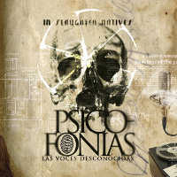 "IN SLAUGHTER NATIVES ""PSICOFONIAS. LAS VOCES DESCONOCIDAS"" (CD (ED. LIM.))"