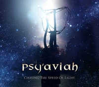 "PSY'AVIAH ""CHASING THE SPEED OF LIGHT"" (CD (ED. LIM.))"