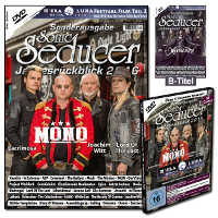 "SONIC SEDUCER ""2016 COMPENDIUM ISSUE"" (REVISTA+DVD)"