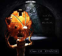 "CLAN OF XYMOX ""DAYS OF BLACK"" (CD)"