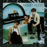ARBEID ADELT - JONGE HELDEN (COLOURED) LP (ED. LIM.)