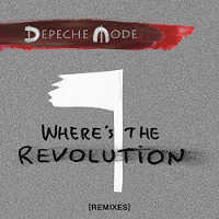 "DEPECHE MODE ""WHERE'S THE REVOLUTION"" (MCD)"