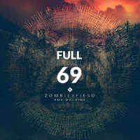 FULL CONTACT 69 - ZOMBIEFIED CD