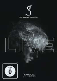 THE BEAUTY OF GEMINA - MINOR SUN: LIVE IN ZURICH DVD