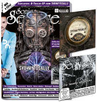 "SONIC SEDUCER ""Nº03/17"" (REVISTA+CD+MCD)"