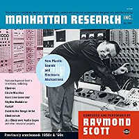 SCOTT, RAYMOND - MANHATTAN RESEARCH 3LP (ED. LIM.)