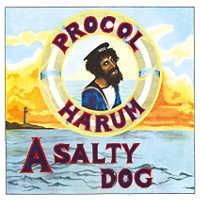 PROCOL HARUM - A SALTY DOG LP (ED. LIM.)