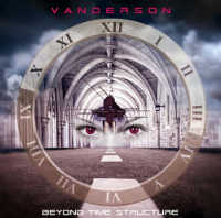 VANDERSON - BEYOND TIME STRUCTURE CD-R