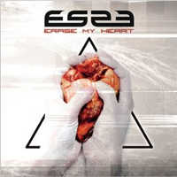 "ES23 ""ERASE MY HEART"" (CD)"