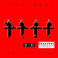"KRAFTWERK ""3-D THE CATALOGUE (4 BLU-RAY)"" (BOX (ED. LIM.))"
