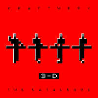 "KRAFTWERK ""3-D THE CATALOGUE (9 LP'S)"" (BOX (LTD. ED.))"