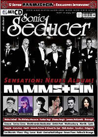 SONIC SEDUCER - Nº05/17 REVISTA+CD