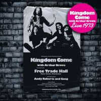 "BROWN, ARTHUR & KINGDOM COME ""LIVE IN MANCHESTER 1973"" (CD)"