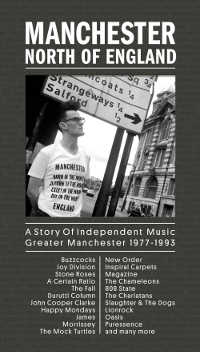 V/A - MANCHESTER NORTH OF ENGLAND: A STORY OF INDEPENDENT MUSIC GREATER MANCHESTER 1977-1993 7CD