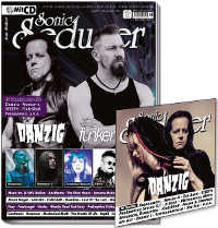 "SONIC SEDUCER ""Nº06/17"" (REVISTA+CD)"