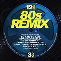 "V/A - 12"" DANCE: 80S REMIX 3CD"