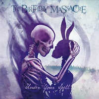 "THE BIRTHDAY MASSACRE ""UNDER YOUR SPELL"" (CD)"
