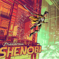 "FREEDONIA ""SHENOBI"" (CD)"