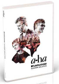 "A-HA ""MTV UNPLUGGED-SUMMER SOLSTICE"" (DVD)"