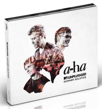 "A-HA ""MTV UNPLUGGED-SUMMER SOLSTICE"" (2CD+DVD (LTD. ED.))"