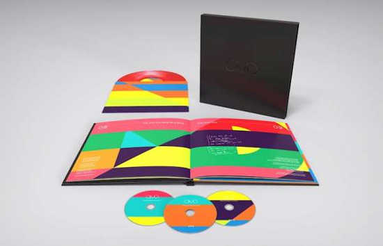 OMD - THE PUNISHMENT OF LUXURY (DELUXE)(BOX (ED. LIM.))