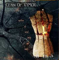"CLAN OF XYMOX ""MATTERS OF MIND, BODY AND SOUL (ORANGE)"" (LP (LTD. ED.))"