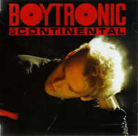 "BOYTRONIC ""CONTINENTAL (DELUXE EDITION)"" (CD)"