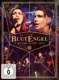 "BLUTENGEL ""A SPECIAL NIGHT OUT: LIVE & ACOUSTIC IN BERLIN"" (CD+DVD (ED. LIM.))"