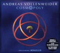 "VOLLENWEIDER, ANDREAS ""COSMOPOLY"" (2CD)"