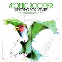 "ATOMIC ROOSTER ""SLEEPING FOR YEARS. THE STUDIO RECORDINGS 1970-1974"" (4CD)"