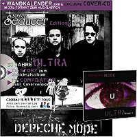 "SONIC SEDUCER ""SPECIAL DEPECHE MODE"" (REVISTA+CD+CALENDARIO (ED. LIM.))"