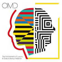 "OMD ""THE PUNISHMENT OF LUXURY: B-SIDES & BONUS MATERIAL"" (CD)"