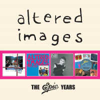 "ALTERED IMAGES ""THE EPIC YEARS"" (4CD)"