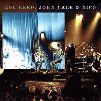 "REED, LOU / CALE, JOHN / NICO ""LIVE AT THE BATACLAN 1972"" (CD+DVD)"