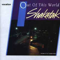 "SHAKATAK ""OUT OF THIS WORLD & ..."" (CD)"
