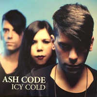 "ASH CODE ""ICY COLD (WHITE)"" (7"" (ED. LIM.))"