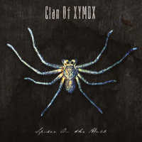 "CLAN OF XYMOX ""SPIDER ON THE WALL"" (CD)"