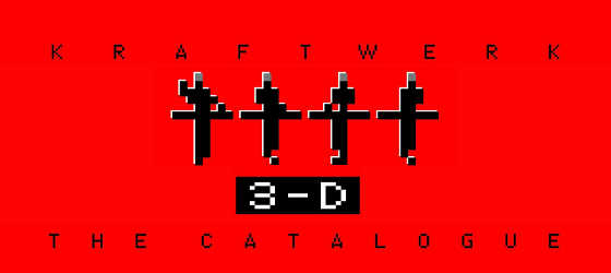 Kraftwerk 3D. The Catalogue