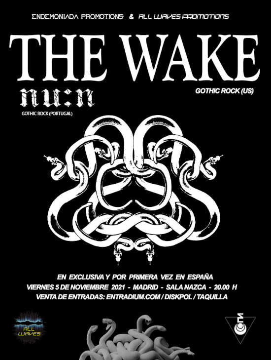 The Wake en Madrid