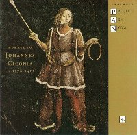 "ENSEMBLE PAN ""HOMAGE TO JOHANNES CICONIA"" (CD)"