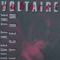 "CABARET VOLTAIRE ""LIVE AT THE LYCEUM"" (CD)"