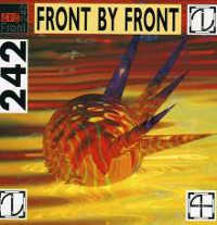 "FRONT 242 ""FRONT BY FRONT"" (CD)"