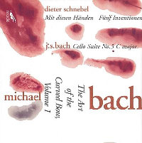 "BACH, MICHAEL ""THE ART OF THE CURVED BOW, VOL. 1"" (CD)"