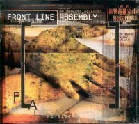 "FRONT LINE ASSEMBLY ""RE-WIND"" (2CD)"