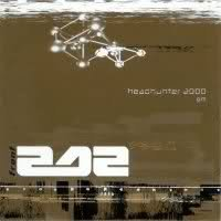 "FRONT 242 ""HEADHUNTER 2000 GOLDEN MASTER"" (CD)"