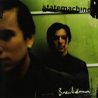 "STATEMACHINE ""BREAKDOWN"" (CD)"